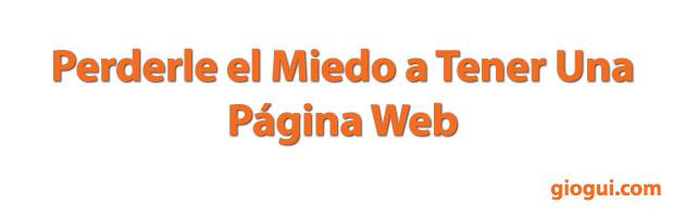 Diseño de Páginas Web en Guadalajara   Giogui Soluciones en Línea